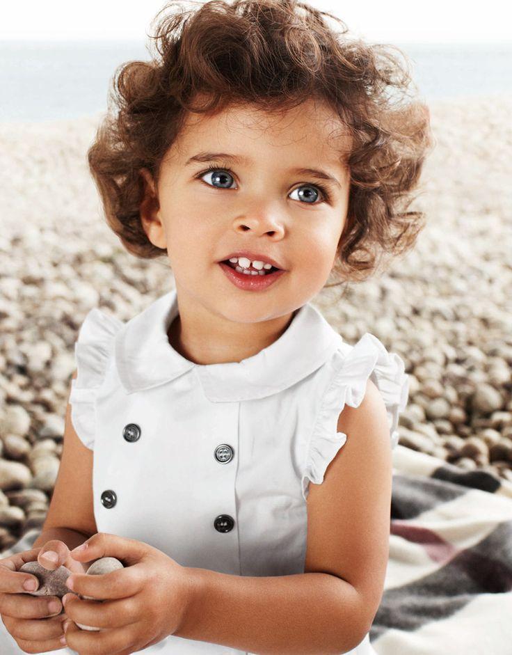 children style   curls