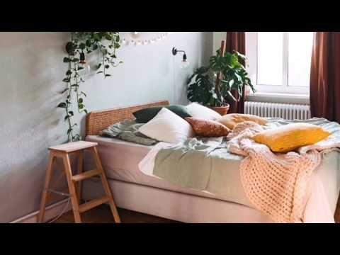 Neue Farbe, neues Glück - Schlafzimmerstreichen mit ...