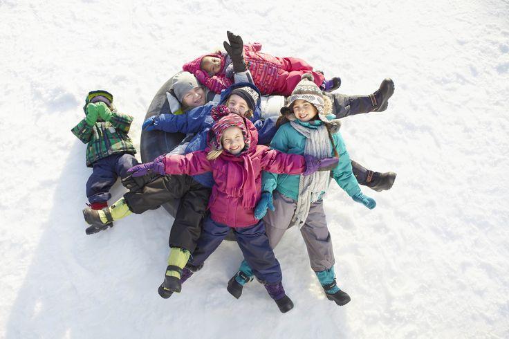 Warme Boots für Kinder von Kamik