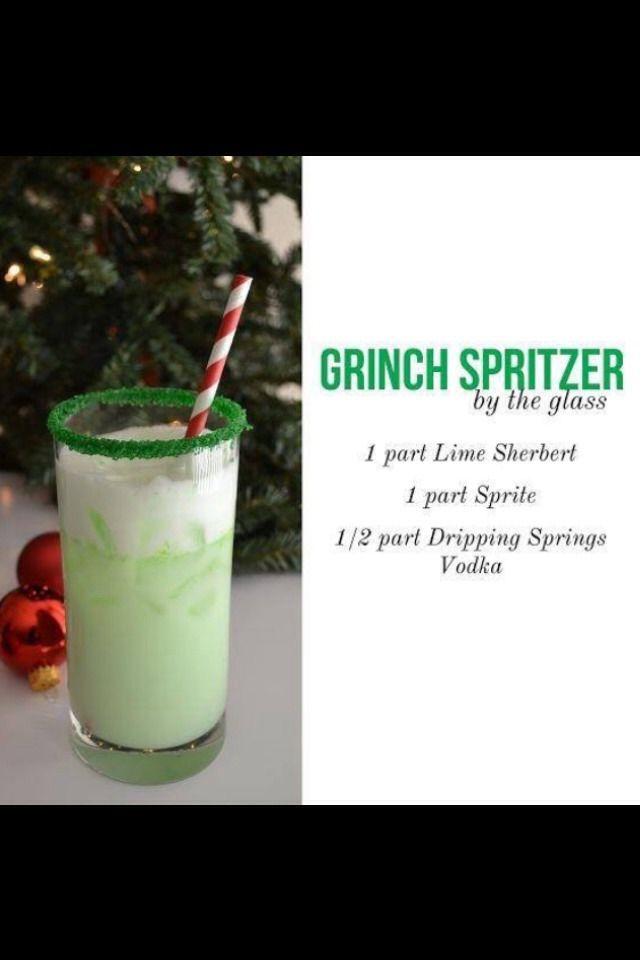 Tasty Holiday Drink