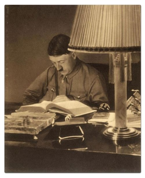 an analysis of adolf hitlers life in nazi germany How did adolf hitler rise to such power in germany – a power that was to see   she doted on her son and for the rest of his life, hitler carried a photo of his.