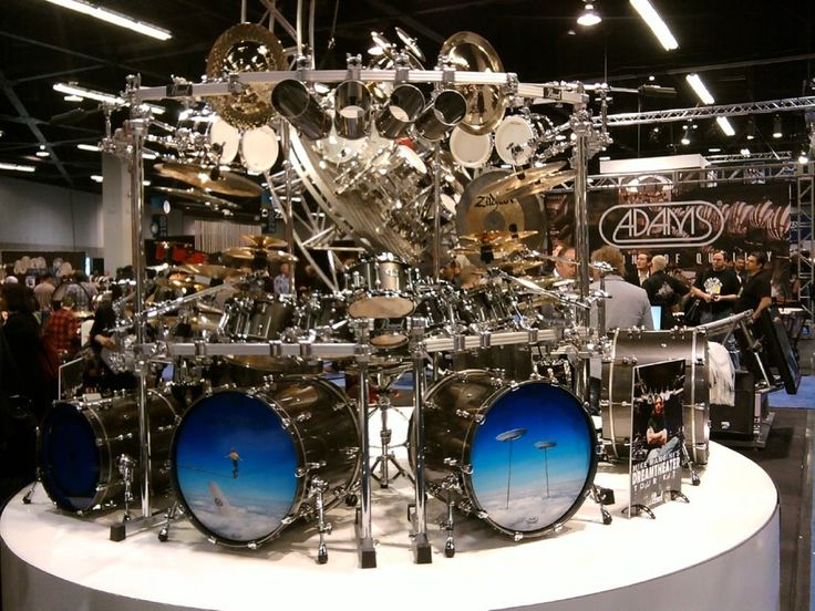 drumcool.com – NAMM 2012 Pearl drums Mike Mangini from Dream ...