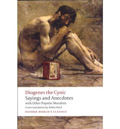 A unique edition of the sayings of Diogenes, whose biting wit and eccentricity inspired the anecdotes that express his Cynic philosophy. It includes the accounts of his immediate successors, such as Crates and Hipparchia, and the witty moral preacher Bion. The contrasting teachings of the Cyrenaics and the hedonistic Aristippos complete the volume.