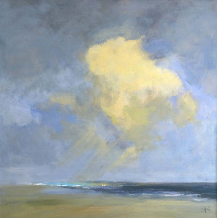 Claire Kendrick_Summer Light_40x40_oil