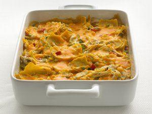 'Healthified' Chicken Tortilla Casserole