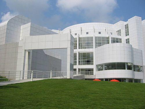 High Museum of Art in Atlanta. Es una experiencia religiosa
