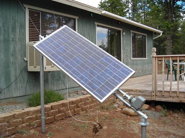 DIY Handcrafted Solar Tracking System | Survival of the Most Prepared  #Amazmerizing