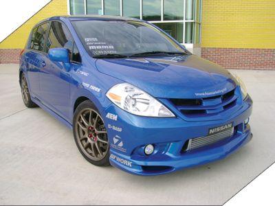 Fox Marketing '07 Nissan Versa Turbo