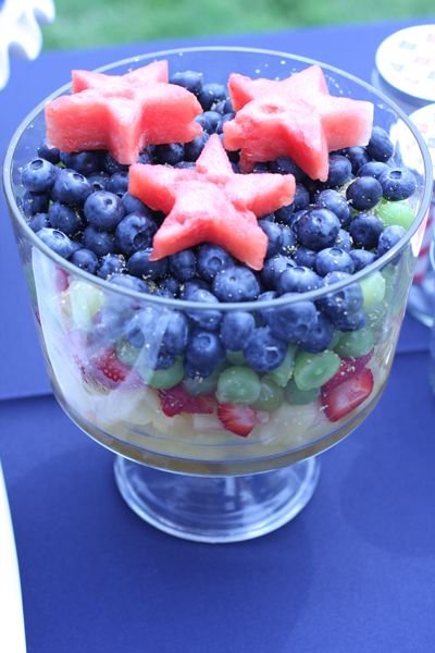 july 4th healthy dessert recipes