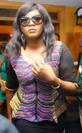 awesome Pics: Omotola steps out in Iconic Invanity @Miss Naija Ent. Conference