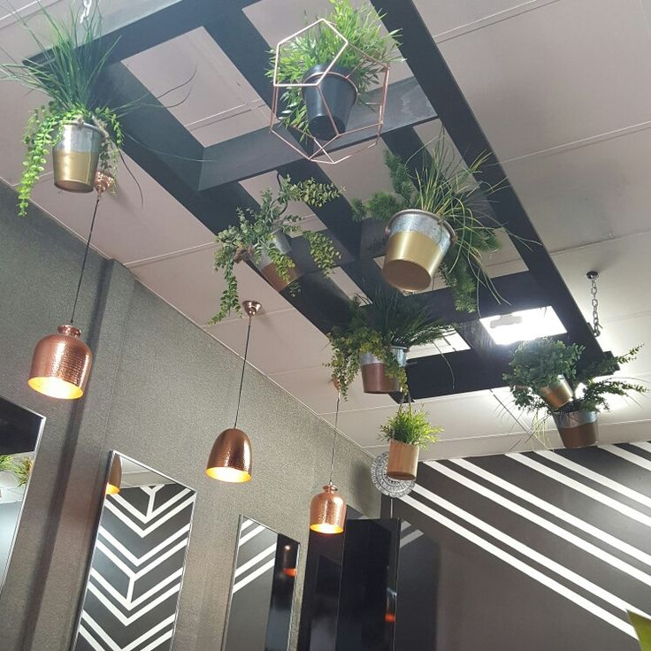 Salon #jadzhairandbeauty planter box