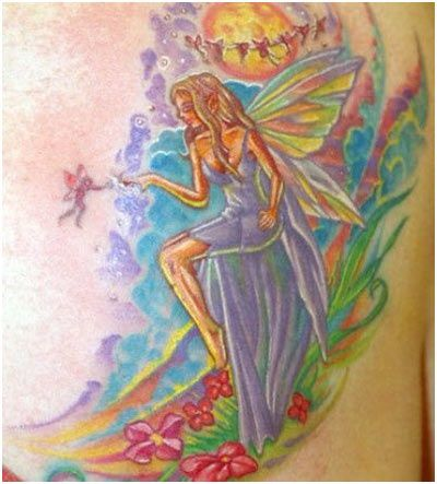Best Fairy Tattoo Designs � Our Top 14