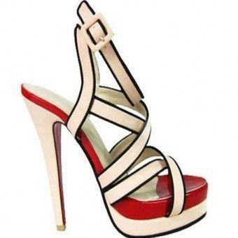 Gorgeous Christian Louboutin Shoes