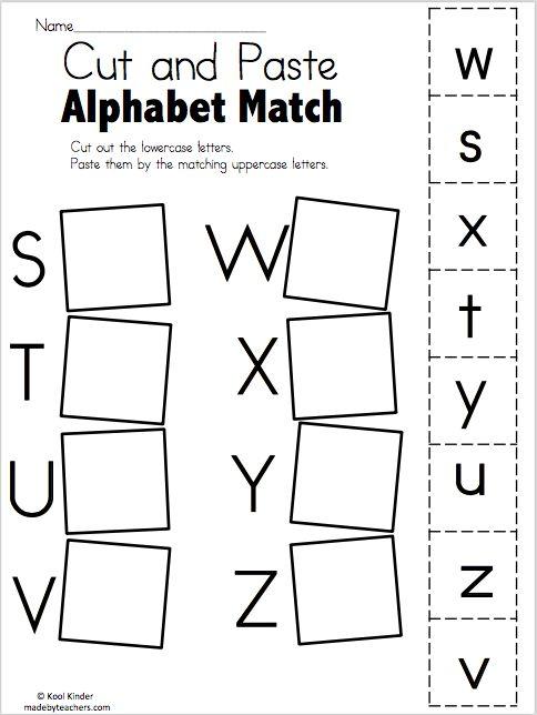 50 best Kindergarten Language Arts images on Pinterest ...