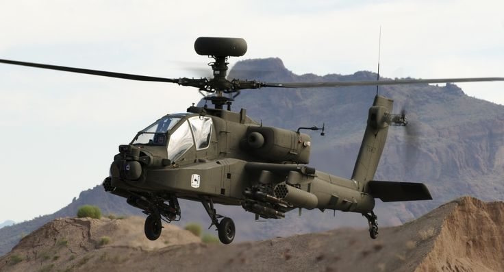 AH-64E Apache Guardian | Military Edge