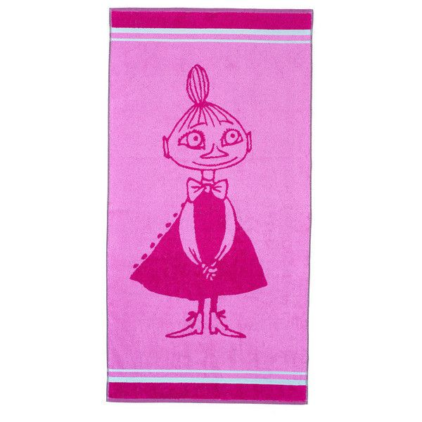 The Mymble towel by Finlayson