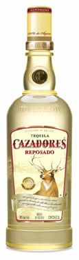 """Cazadores Tequila reposado. (Cazadores: """"hunters""""). Eminently sippable and refined. For Mexican connoisseurs of tequila, to utter newcomers, like myself."""