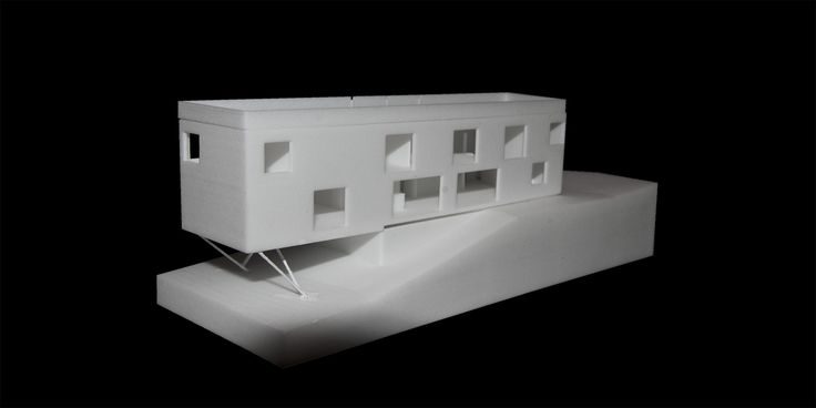 Sheet Metal House II | UNIT Arkitektur AB