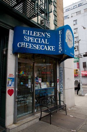 Eileen's Special Cheesecake, New York City: See 1,207 unbiased reviews of Eileen's Special Cheesecake, rated 4.5 of 5 on TripAdvisor and ranked #20 of 13,221 restaurants in New York City.
