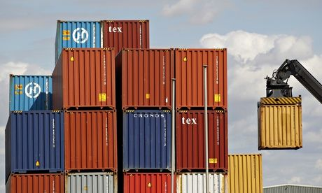 UK trade deficit widens unexpectedly