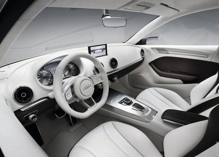 2011 Audi A3 e tron Concept