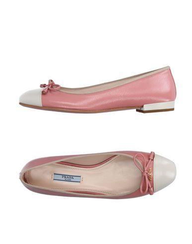 PRADA Ballet flats. #prada #shoes #ballet flats