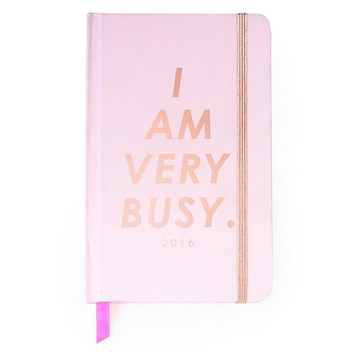 Ban.do I Am Very Busy Planner. 18 Cool School Supplies that Every Girl Needs