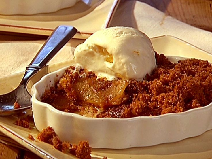 Easy apple brown betty recipe