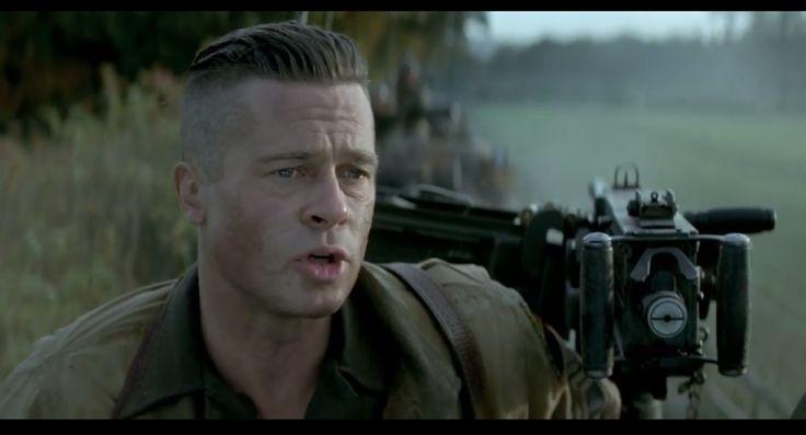 ANDPOP   Brad Pitt Hunts For Nazis in 'Fury'