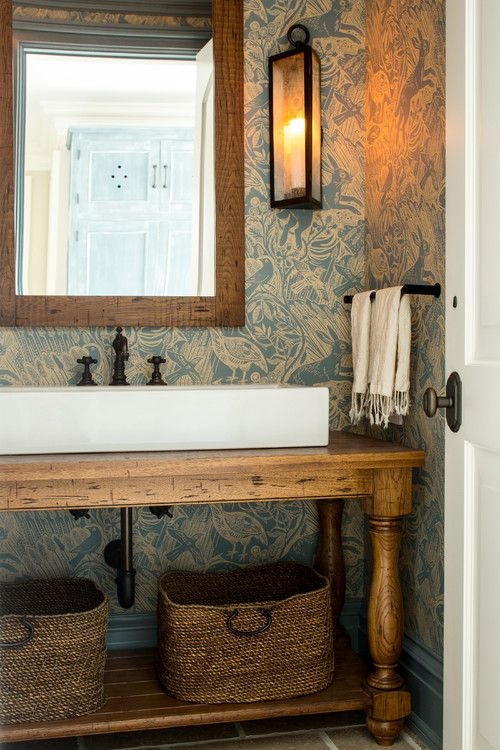 Pic On Wallpaper Heidi Piron Design and Cabinetry Bathrooms