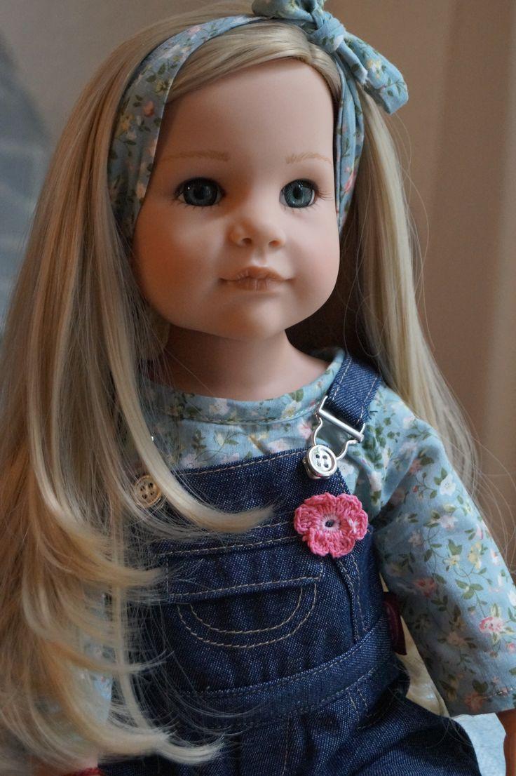 Hannah, Gotz Doll.                                                                                                                                                                                 More