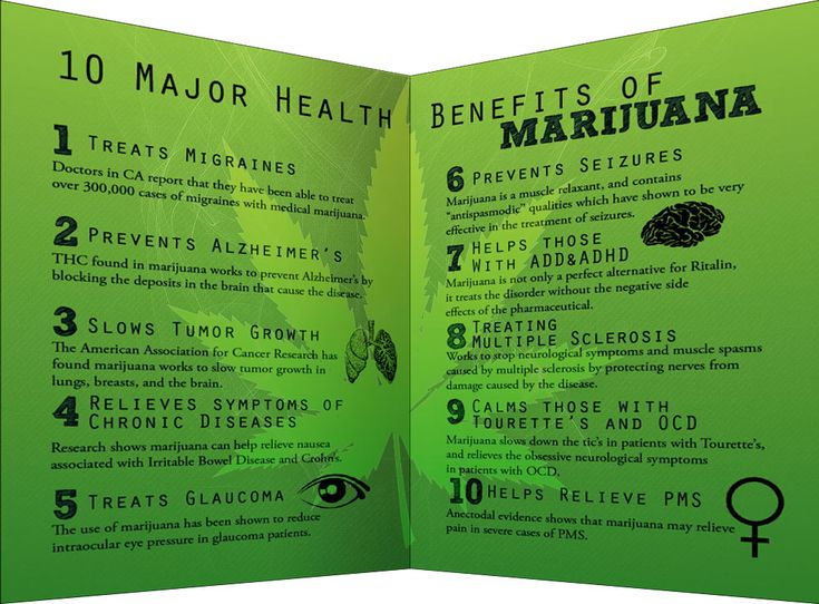 Health Benefits Weed