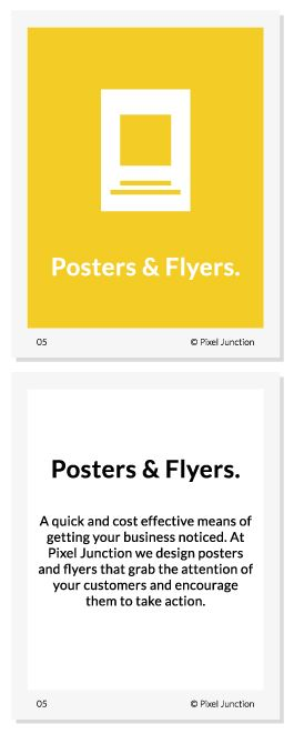 #Posters #Flyers #Design