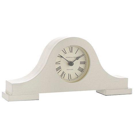 Jones Cream mantel clock | Debenhams