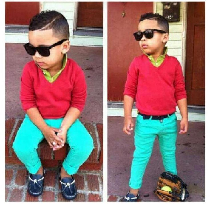 Hahaha, if I have a boy I will totally dress him like this, cause look how handsome this looks