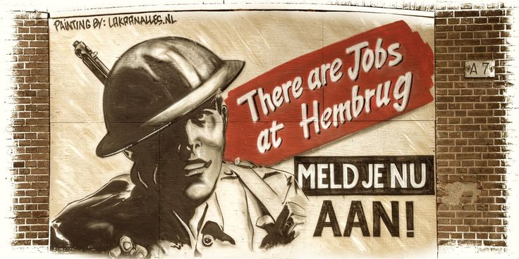 Jobs at Hembrug | Militair Weekend - Hembrugterrein - #GdeBfotografeert