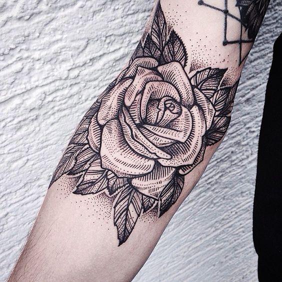 Phenomenal Linework Tattoo Inspiration