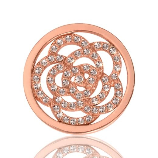 Nikki Lissoni Coin Small Rose Gold C1010RGS