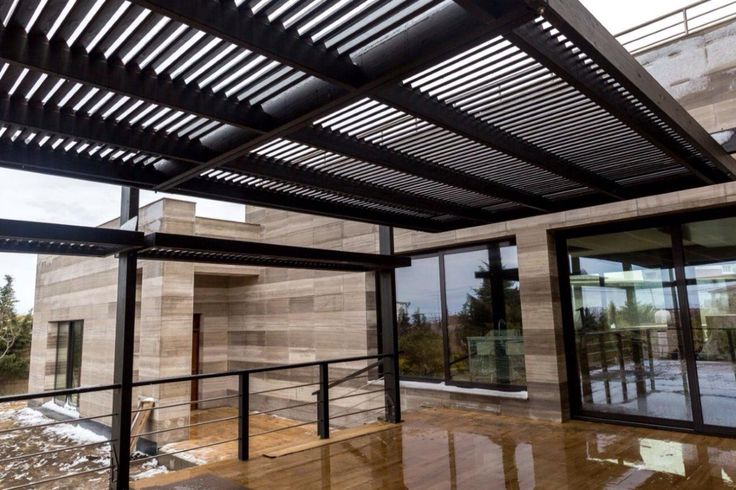 Modern Bilgah, Pergola, Wood. IDEA – «Thinks globally and acts locally». «IDEA» is not simply the label of the product, but it is also a national brand under «made in Azerbaijan» slogan collecting 4 core business strategies: HISTORY, TECHNOLOGY, INNOVATION and LUXURY.