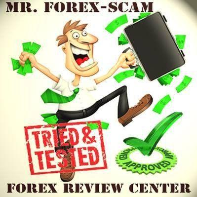 Mr Forex Scam