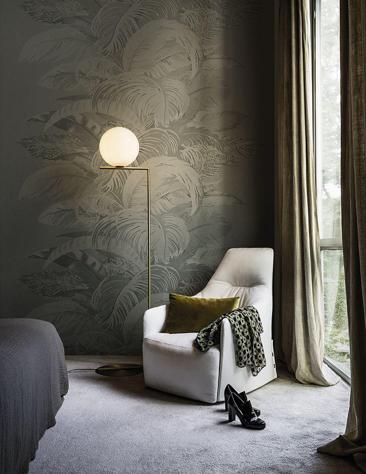 Can can contemporary wallpaper 2016 collection by walldecò design lorenzo de grandis