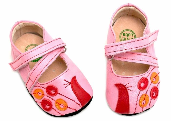 Spring shoes for E