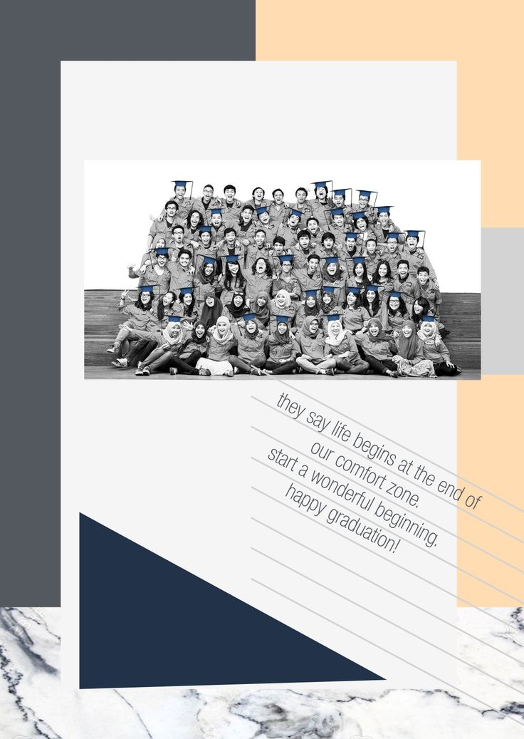 Greeting cards for graduation for TERRA  ITB October 2016