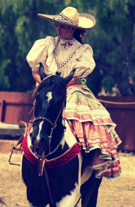 escaramuza charra | Arielle 4/25 | Pinterest