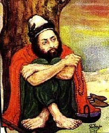 Shah Abdul Latif Bhittai (also referred to by the honorifics: Lakhino Latif, Latif Ghot, Bhittai, and Bhitt Jo Shah) (1689 – 1752) (Sindhi: شاهه عبداللطيف ڀٽائي , Urdu: ,شاہ عبداللطیف بھٹائی) is famous Afghan-origin Sindhi Sufi scholar, mystic, saint, poet, and musician.