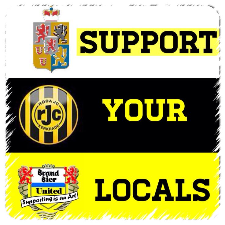 Support your Locals !