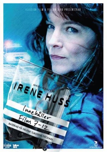 Irene Huss - Box 2 (6 disc)