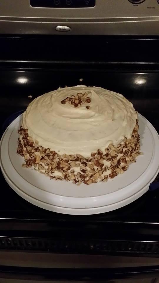 Black Walnut Cake 4