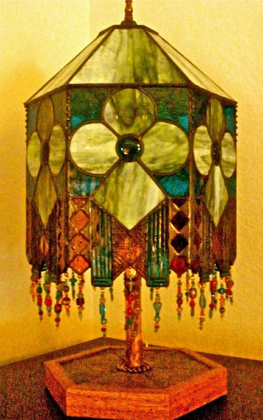 handmade glass lighting. hand made moroccan lamp stained glass by caron art custommadecom handmade lighting h