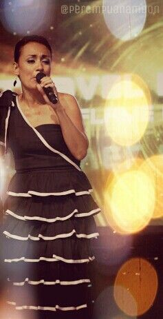 On stage ... #performing #singer